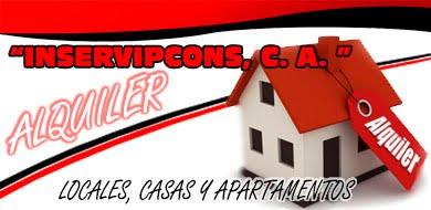 Alquiler Casas, Apartamentos y Locales