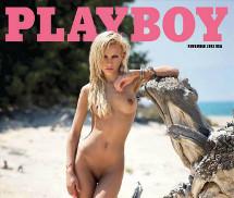 Katia Dede Playboy África do Sul Novembro 2012