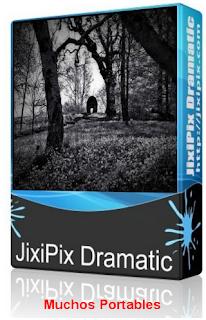 Dramatic Black and White v2.06 Portable
