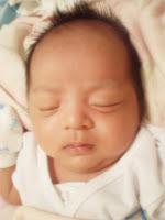 Irfan Naufal ~ 1 Month (2.90 kg)