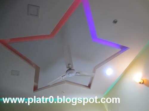 Platre Maroc 2016 : Dicor platre led décoration maroc faux plafond