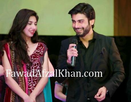 Fawad and Mahira Khan   NewFawad Khan And Mahira Khan New Drama 2013
