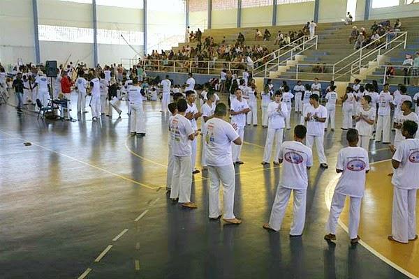 Festival de Capoeira em Araruama