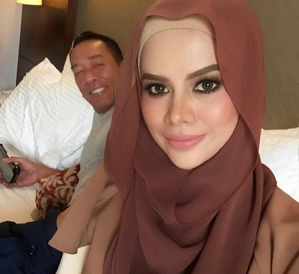 Alyah Muat Naik Video Yang Menyayat Hati, info, terkini, hiburan, gossip, kontroversi ramli MS dan Alyah,