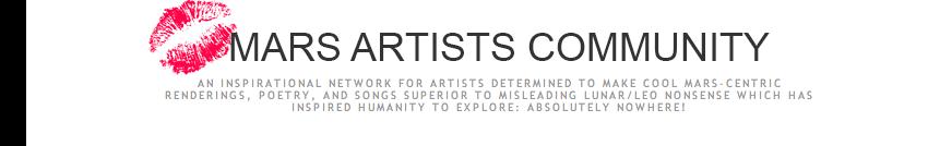 Mars Artists Community