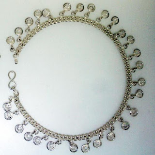 Wholesale Silver Anklets