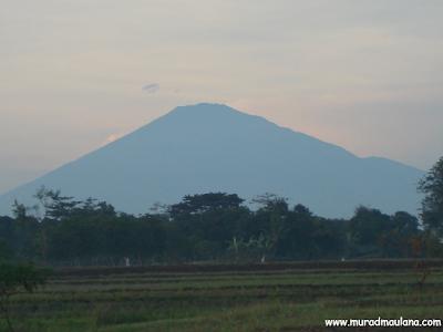 Gunung Ciremai Kuningan Jawa Barat