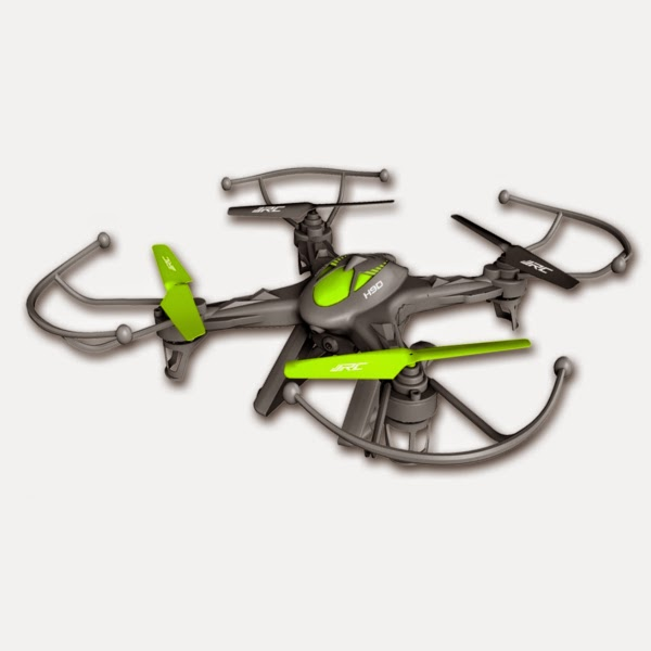 JJRC H9D FPV Quadcopter Grey