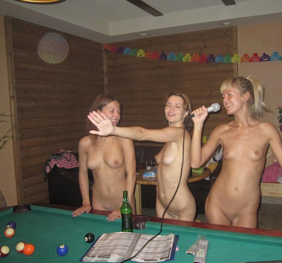 What Nashville girls naked