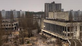 prédios abandonados de pripyat