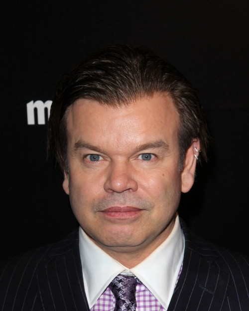 Hairstyles Paul Oakenfold