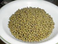 Chinese mung beans
