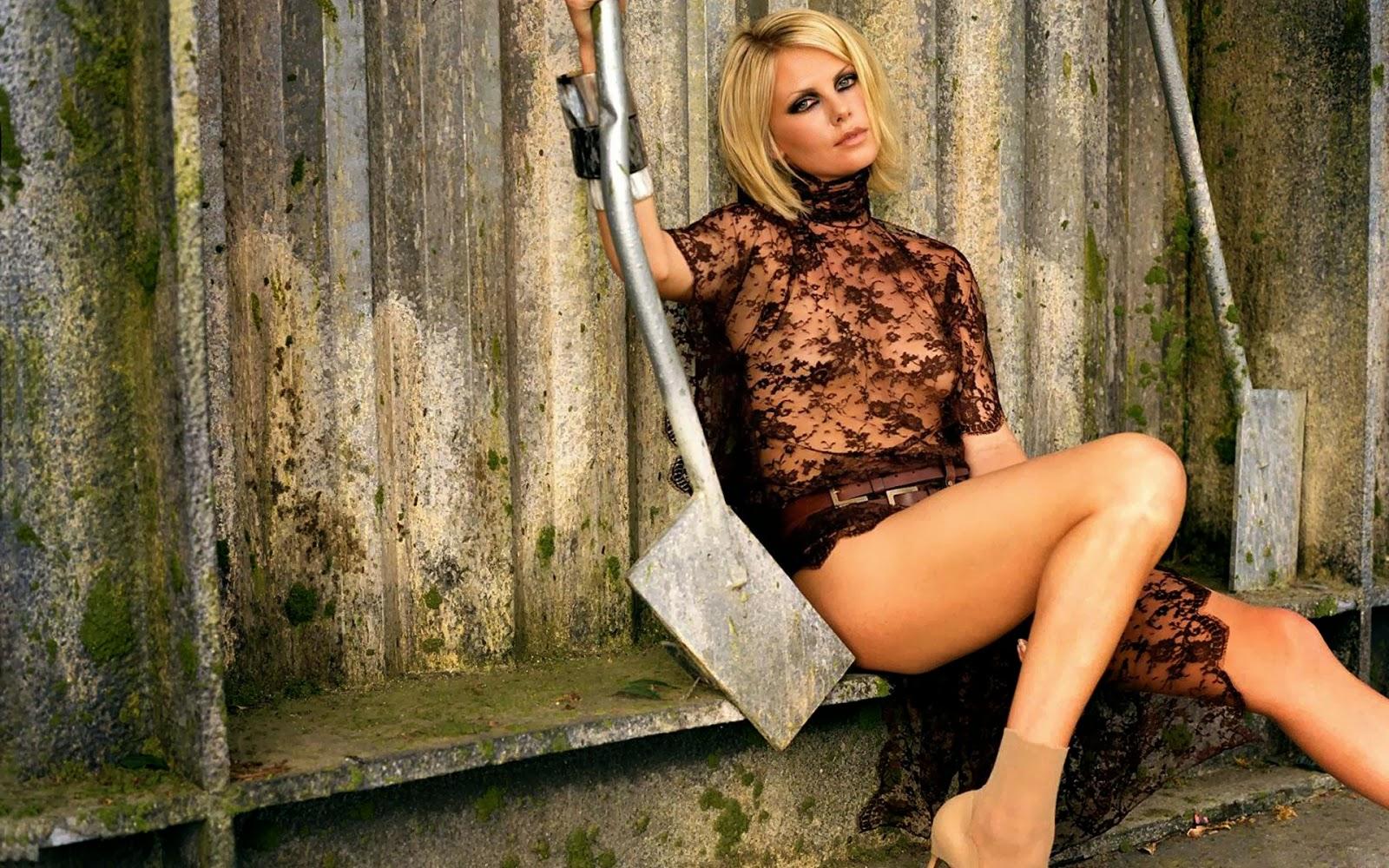 Charlize Theron sexy : Les photos torrides dune bombe