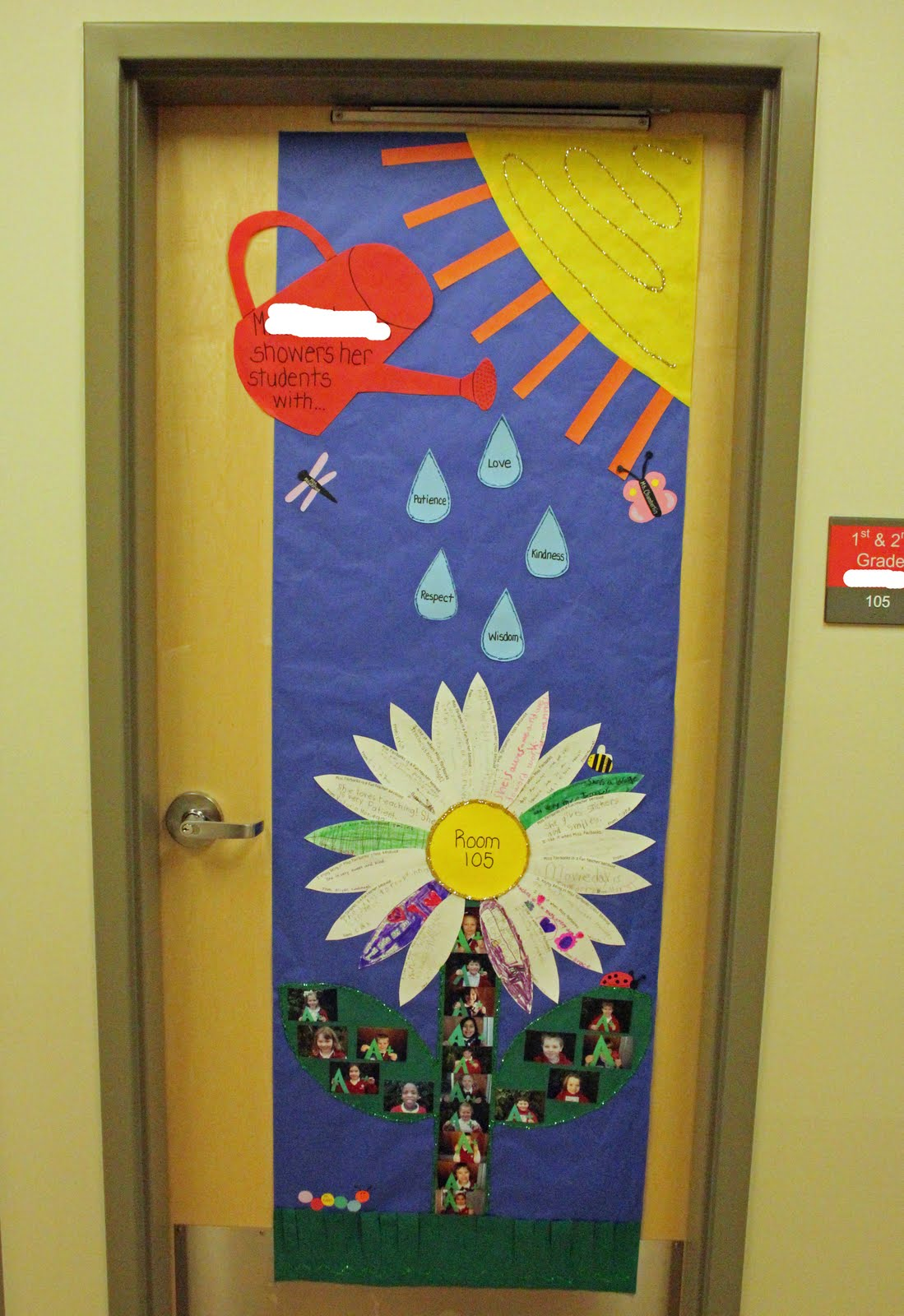 Preschool classroom decorating ideas dream house experience for Art room door decoration