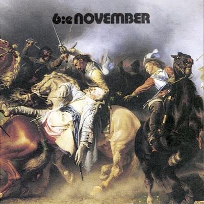 November - 6:e November 1972 (Sweden, Progg, Heavy Prog)