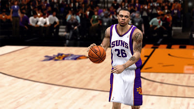 NBA 2K13 Shannon Brown Realistic Face Update