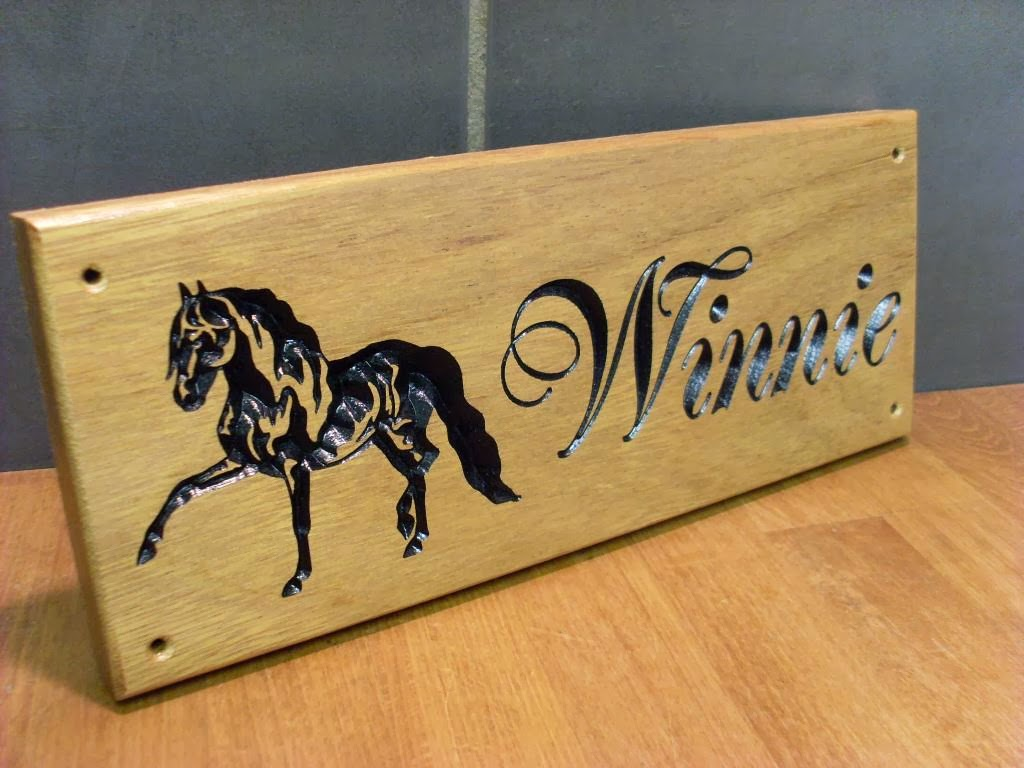Stable Name Signs Design i Stable Sign Horse