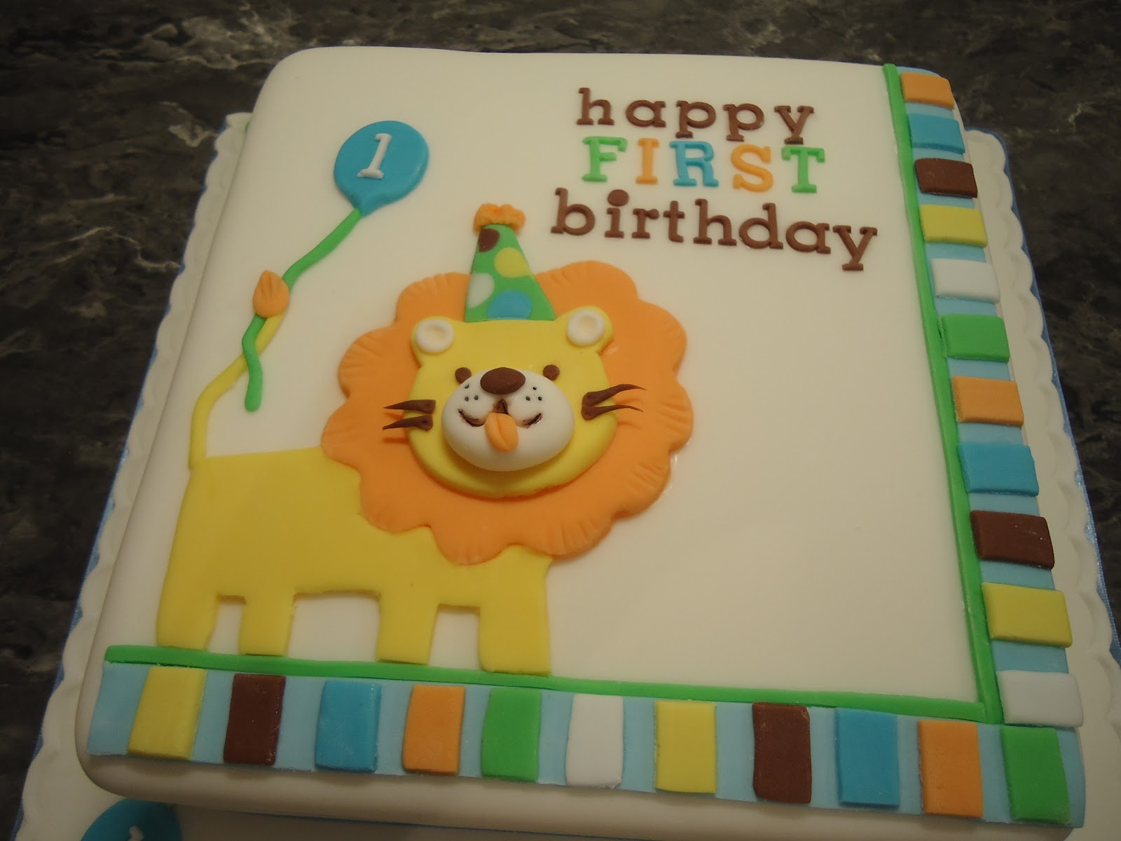Nana Jeannies Cake Notes Cake Note 51 In the jungle the