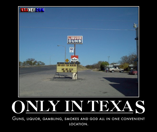 Any gambling in texas