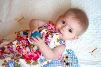 Pattern: Ruffle Chemise for Baby