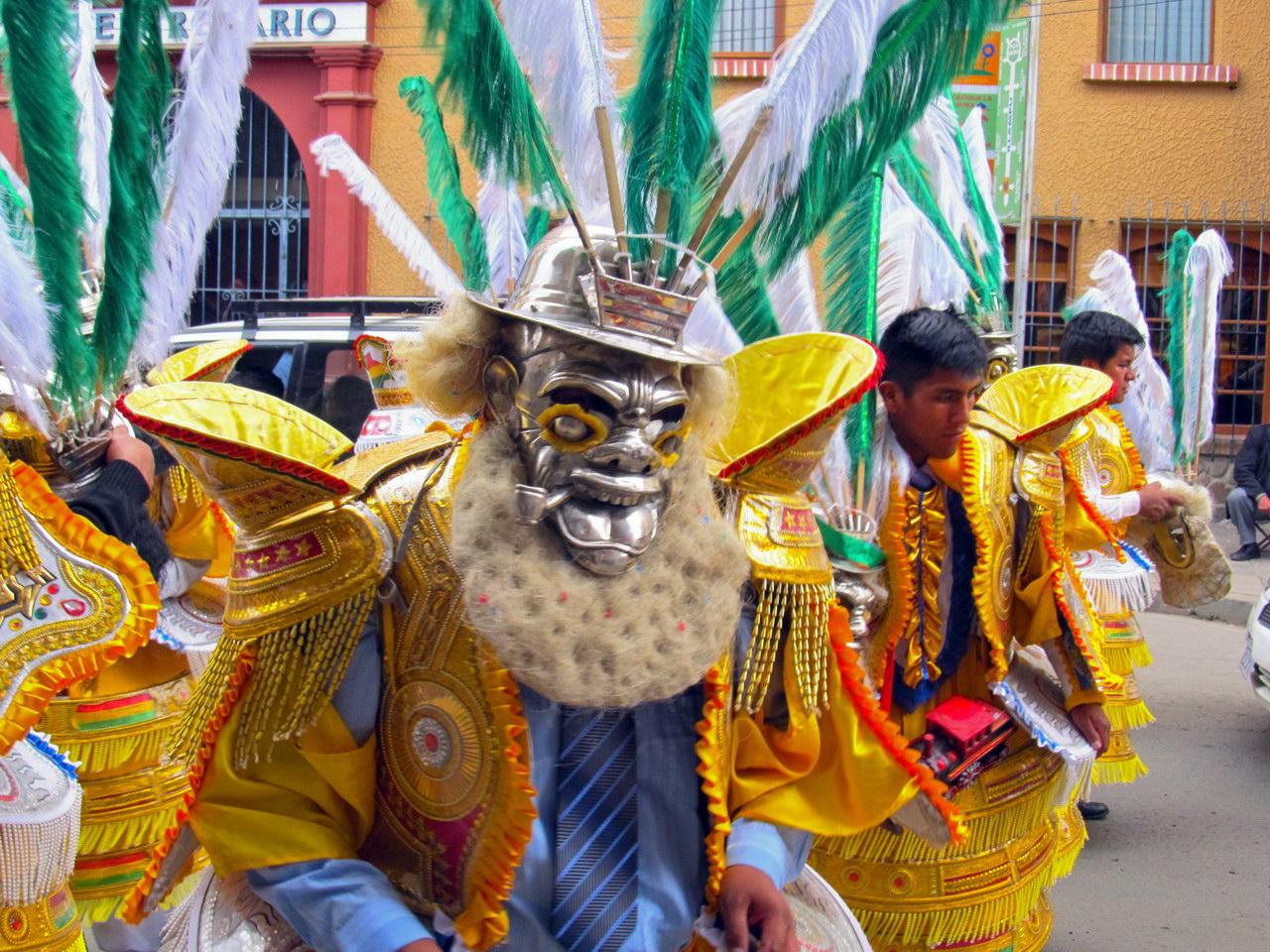 Carnaval en La Paz