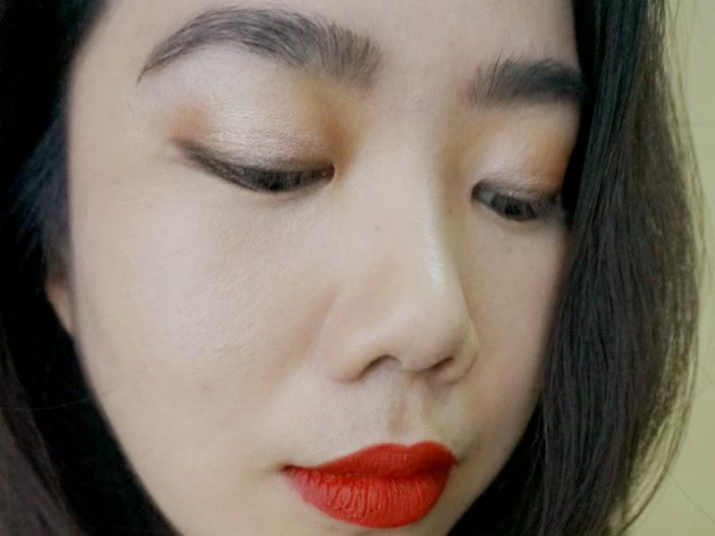 Valentine Week: Bold Red Lip