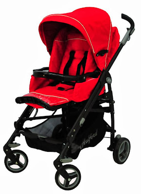 Halford S9 Swift Stroller