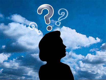 Que significa soñar con pregunta