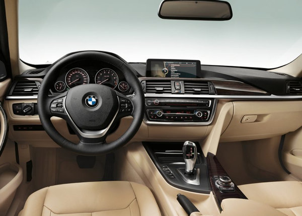 BMW 3 Series Interior