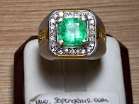 2,48ct NATURAL COLOMBIAN EMERALD