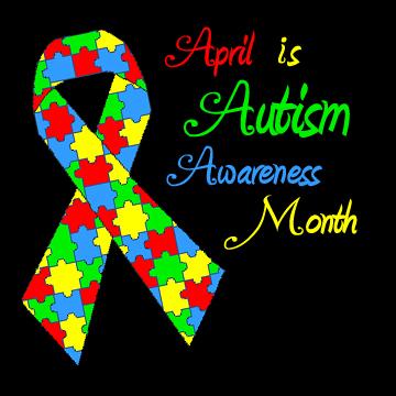 April is Autism Awareness Month Meme