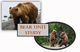 http://anniesadventuresinhomeschooling.blogspot.ca/2013/11/bear-unit-study.html