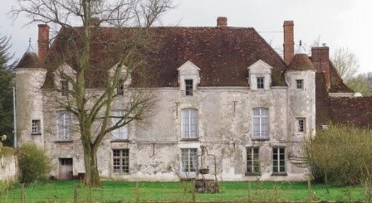 le chteau de bellot - Chateau De Valnay Mariage