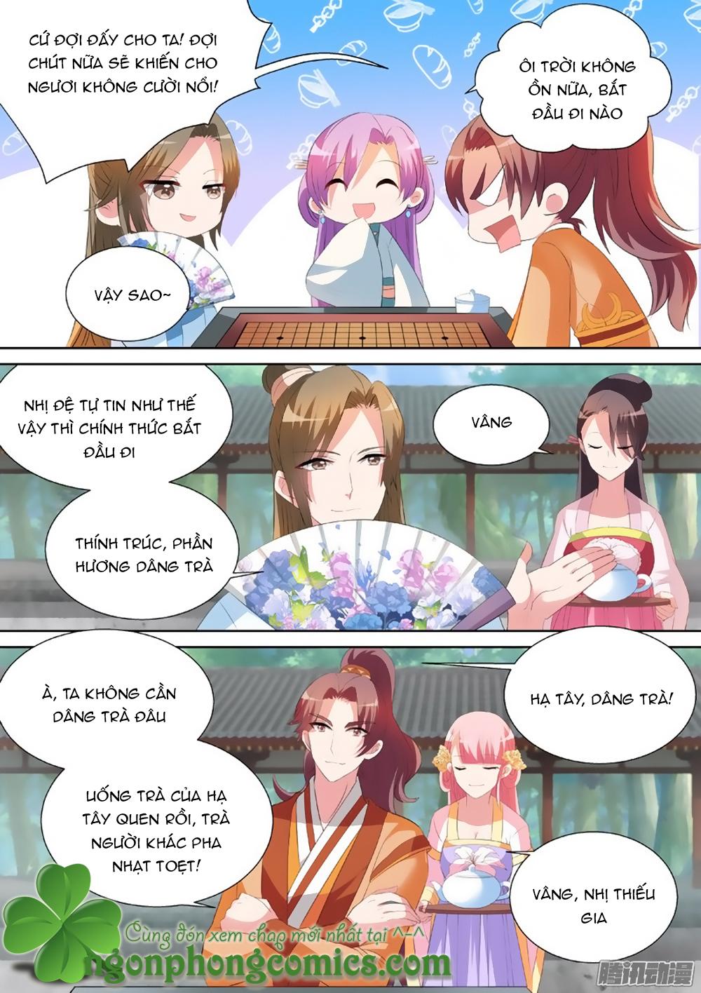 Hệ Thống Chế Tạo Nữ trang 10