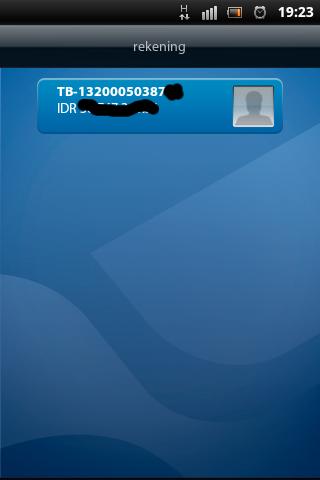 info rekening mobile banking mandiri