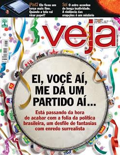 Revista Veja Edição 2207