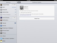 How To Update iPad OS Software When You Don't See Software Update in the Settings App