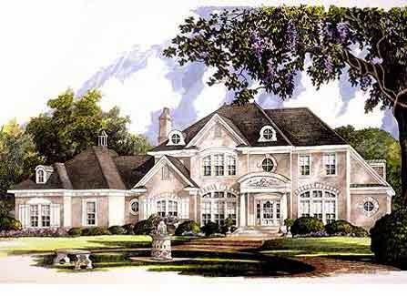 contoh2 gambar rumah mewah top di eropa