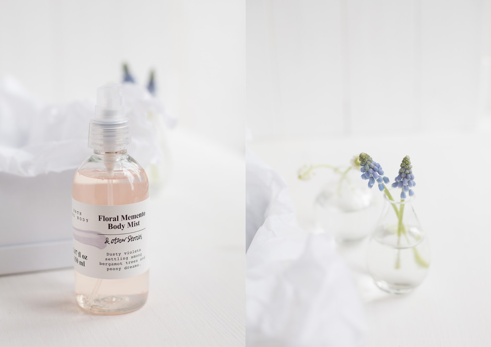 Floral Memento Body Mist von &otherstories
