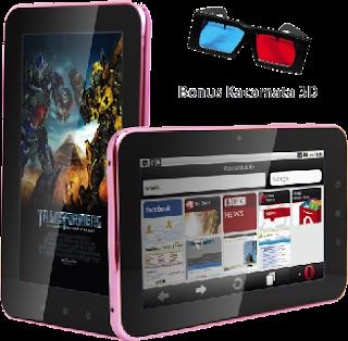 tablet murah, tablet murah dibawah 1 juta,tablet harga dibawah 1 juta,tablet lokal terbaik,tablet,pixcom androtab 3D,vandroid t1i,epad ersys,treq a 10,cyrus atom pad,spesifikasi pixcom androtab 3D
