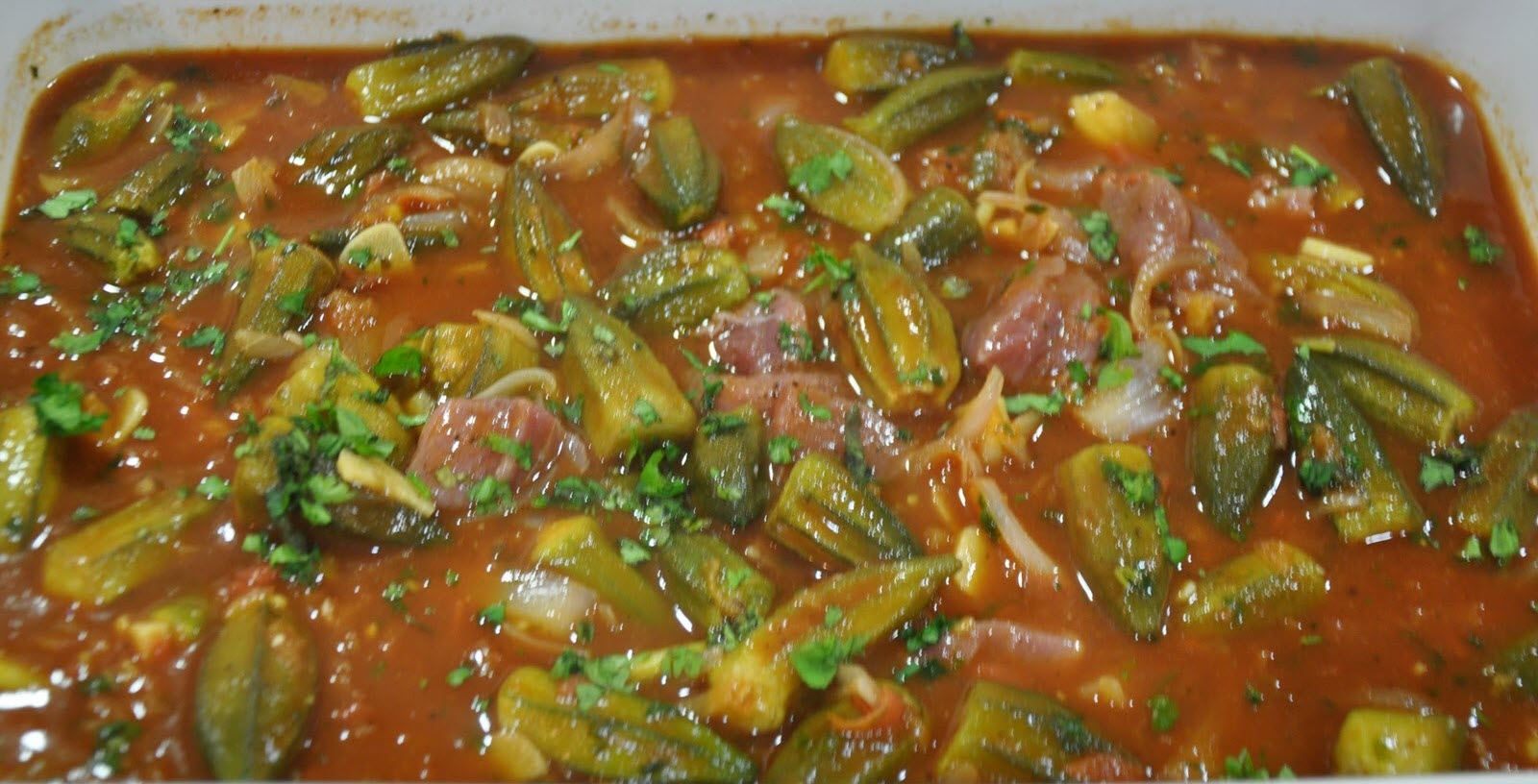 Okra  mint RecipeOkra Recipes