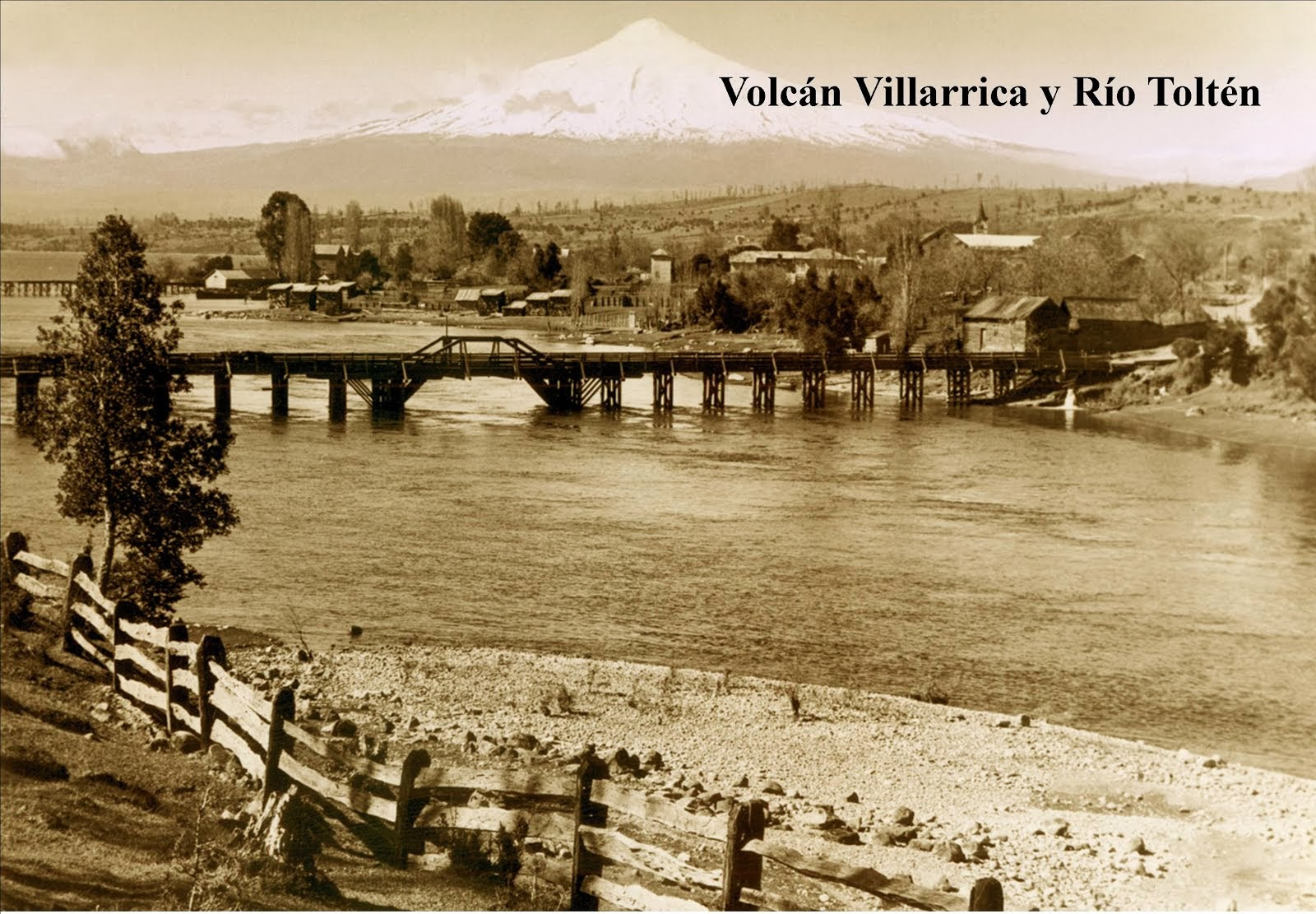 Gorbea, Villarrica y Toltén