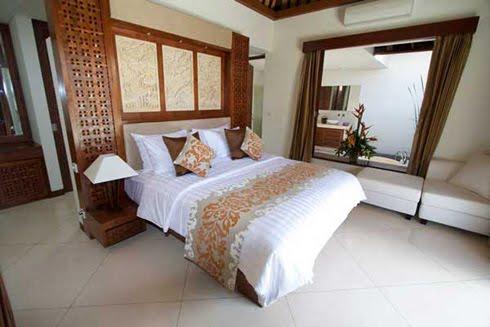 Villa Seriska Sanur Bedroom