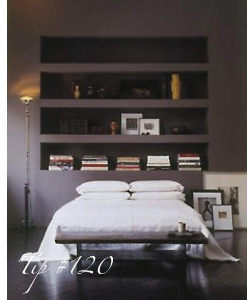 My home restyling cartongesso per arredare - Libreria per camera da letto ...