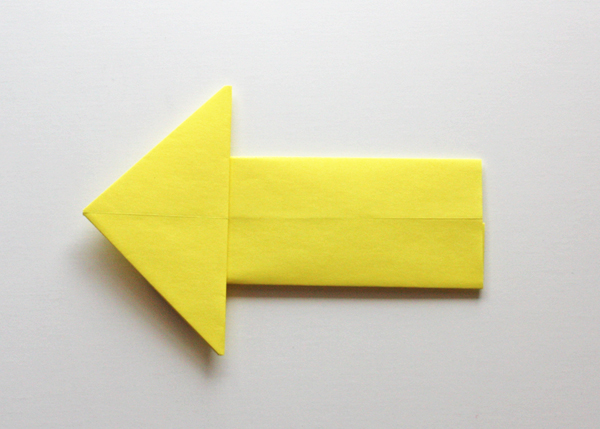 Origami Arrow Magnets And Tacks