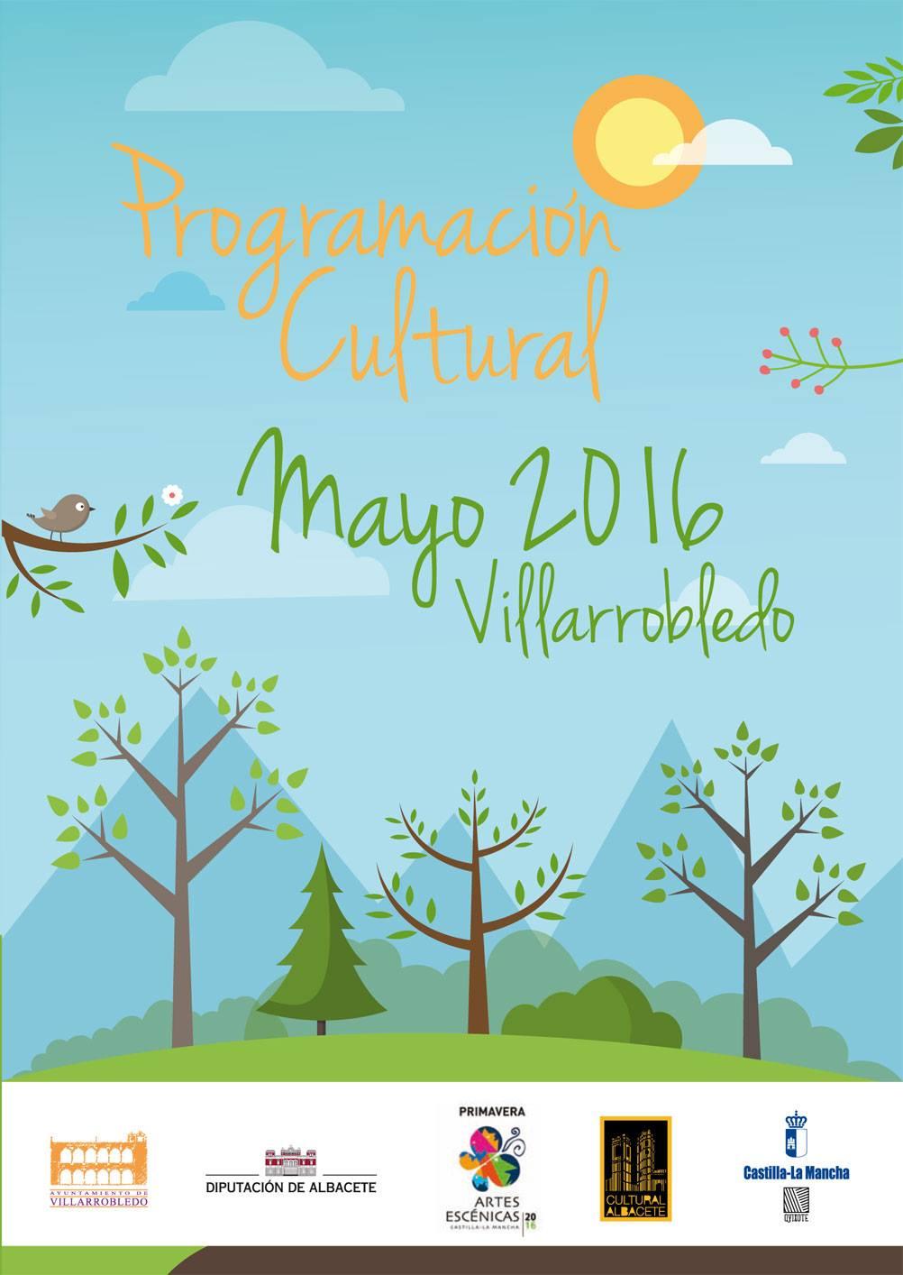 Programación Cultural Mayo 2016