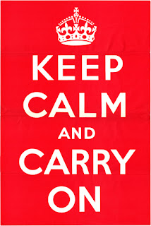 ok ok no Keep Calm and Carry on