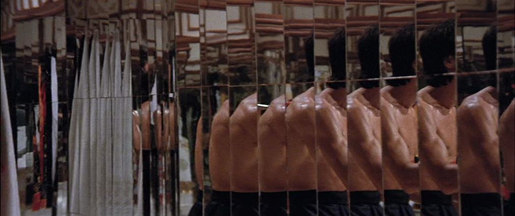 Room full of mirrors   Bruce Lee lets fly with his fists of fury in ENTER  THE DRAGON  1973. Somebody Stole My Thunder  Room full of mirrors   Bruce Lee lets