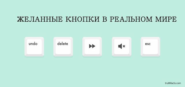 Желанные кнопки в реальном мире
