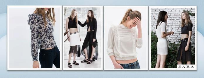 Primavera  Verano 2014 Zara